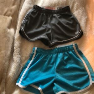 JUSTICE SHORTS -  2 for $8.00